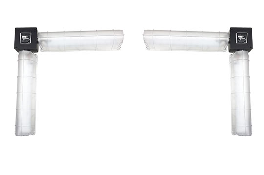 LED Corner Light Set