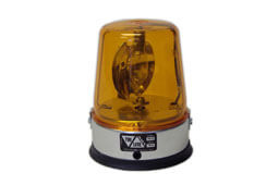 MV2 AC/DC Rotating Beacon Light