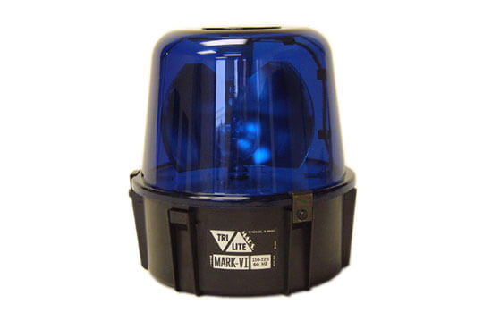 Mark 6 AC Rotating Beacon Light