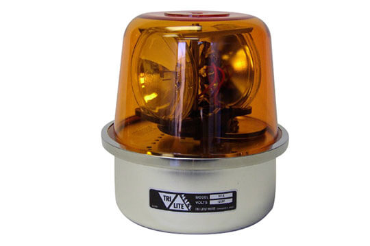 RF6 DC Rotating Beacon Light