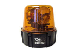 RF6 AC Rotating Beacon Light