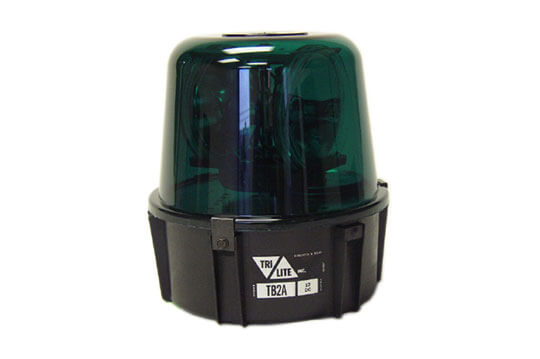 TB2 DC Rotating Beacon Light
